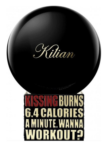 Kilian Kissing Burns 6.4 Calories A Minute. Wanna Workout?